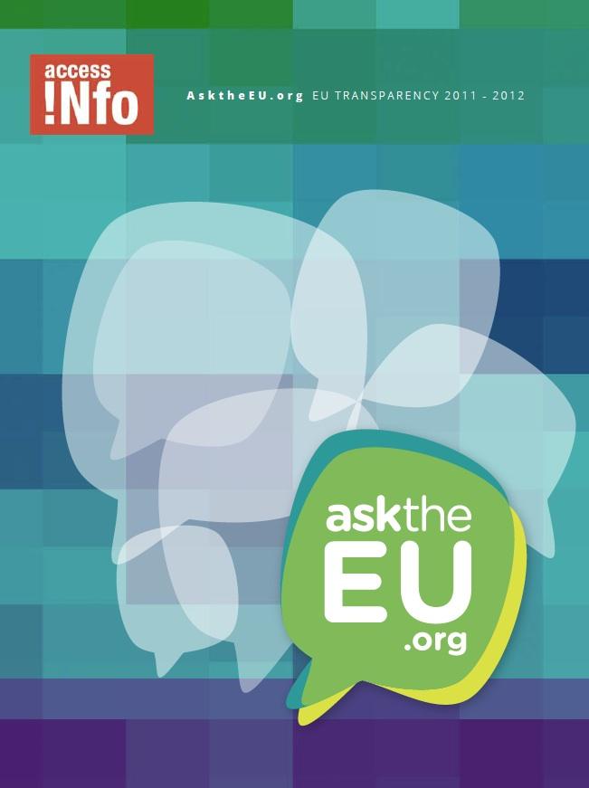 AsktheEU Report on EU Transparency 2011-2012
