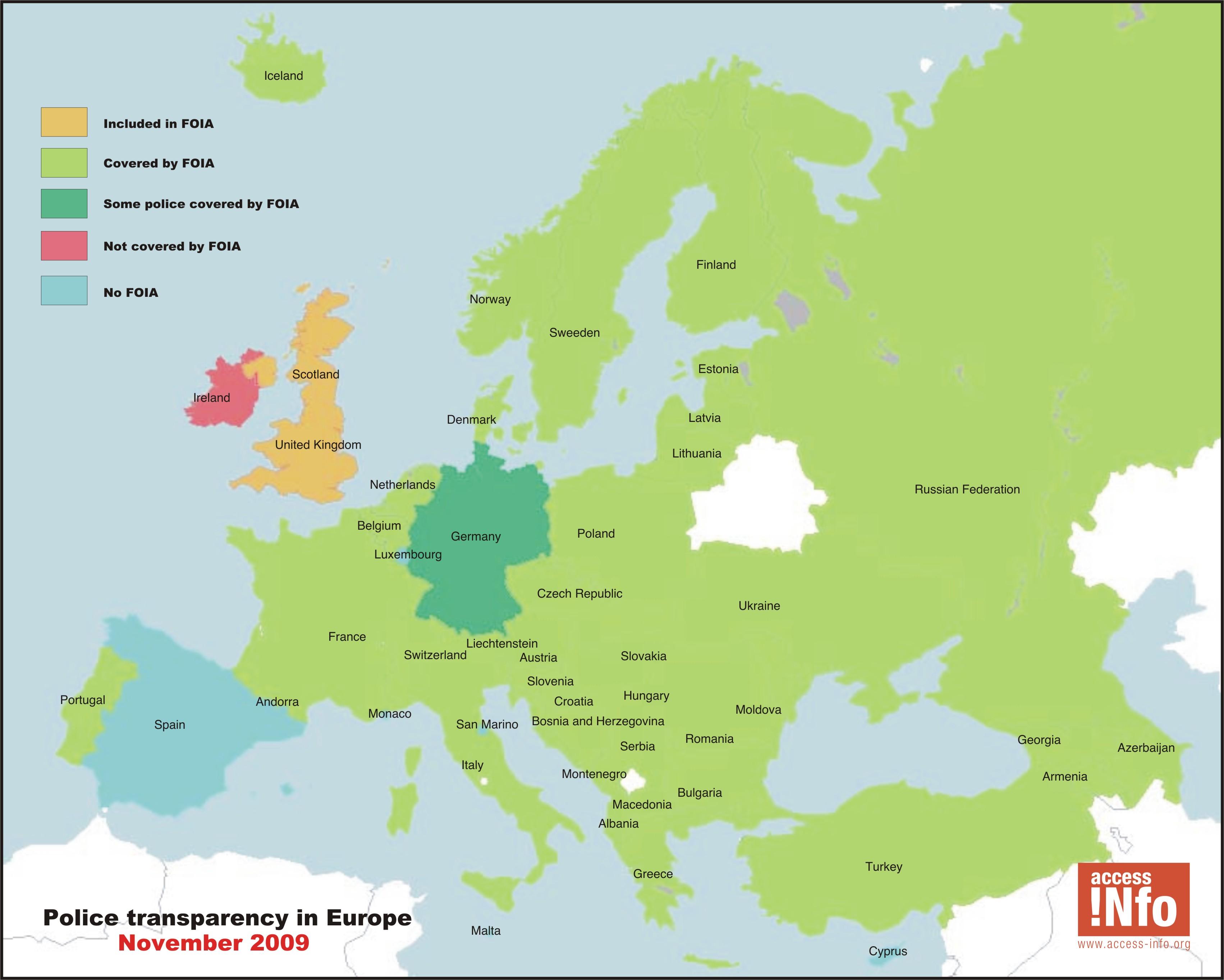 FOIA_and_police_forces_EU