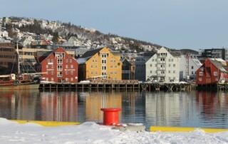 Tromso by Helen Darbishire