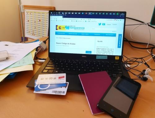 España: Nuevo sistema para solicitudes sigue limitando el derecho de acceso a la información