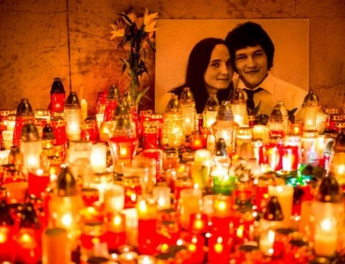 Letter to European Parliament with Statement on killing of Jan Kuciak