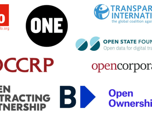 Call to protect EU's Number One Anti-Corruption Instrument:  Open Company Registers!