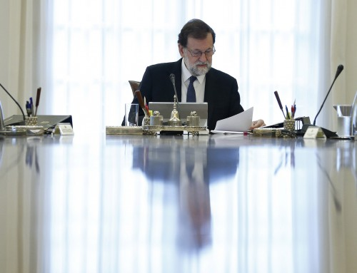 For the first time in Spanish democratic history minutes of Cabinet meetings public, thanks to an information request