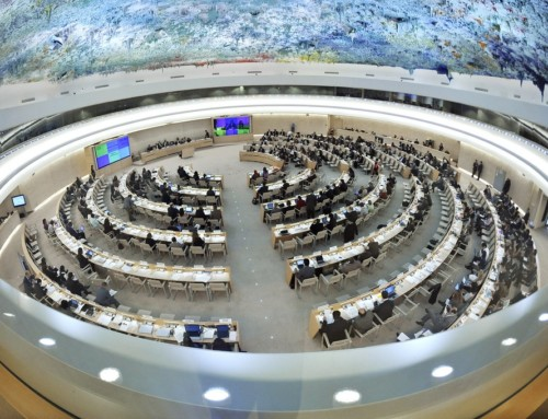 Spain: Access Info presents report to UN Human Rights Council  on violations of right of access to information