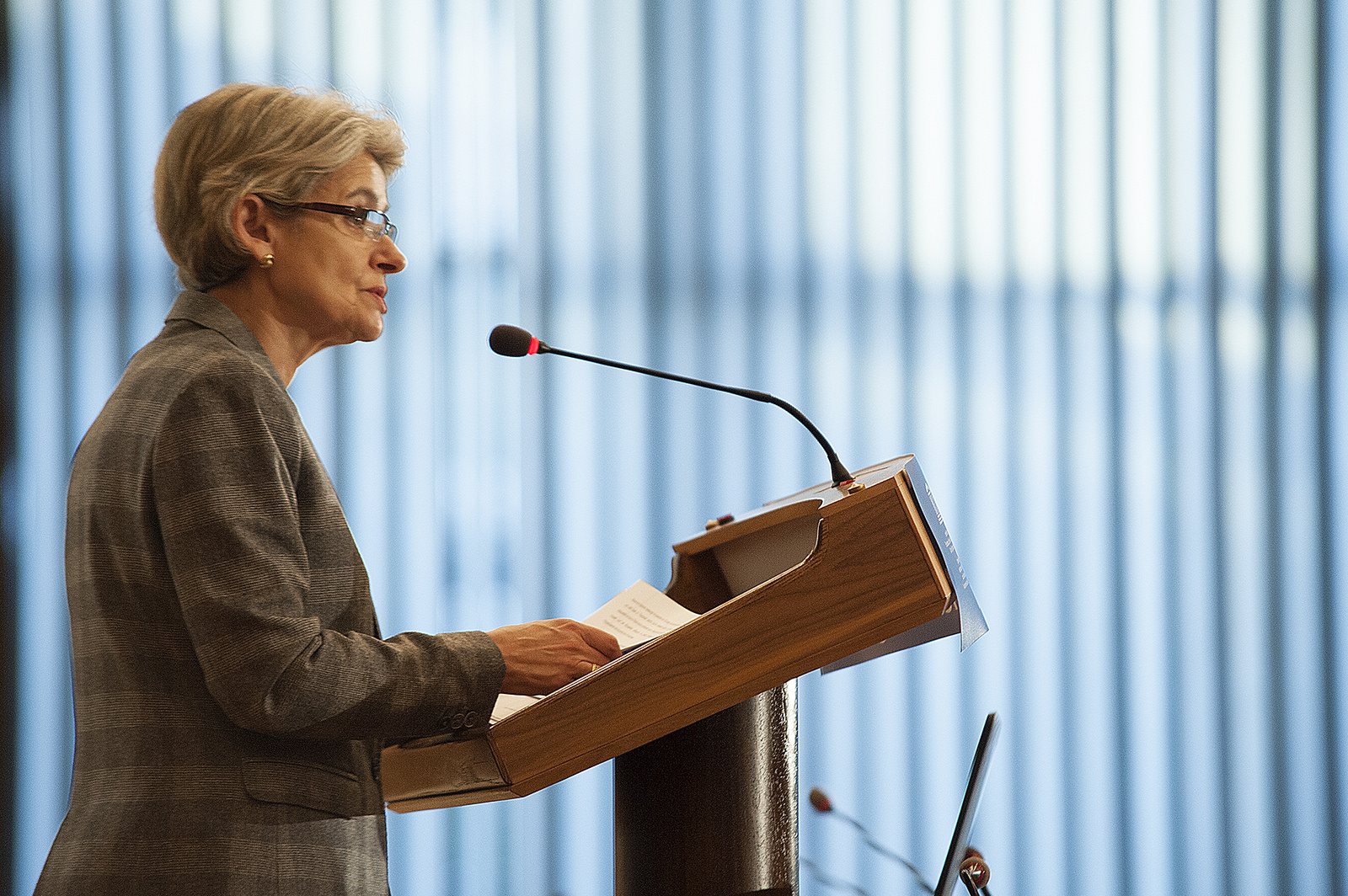 UNESCO urged to be transparent about its transparency policy!