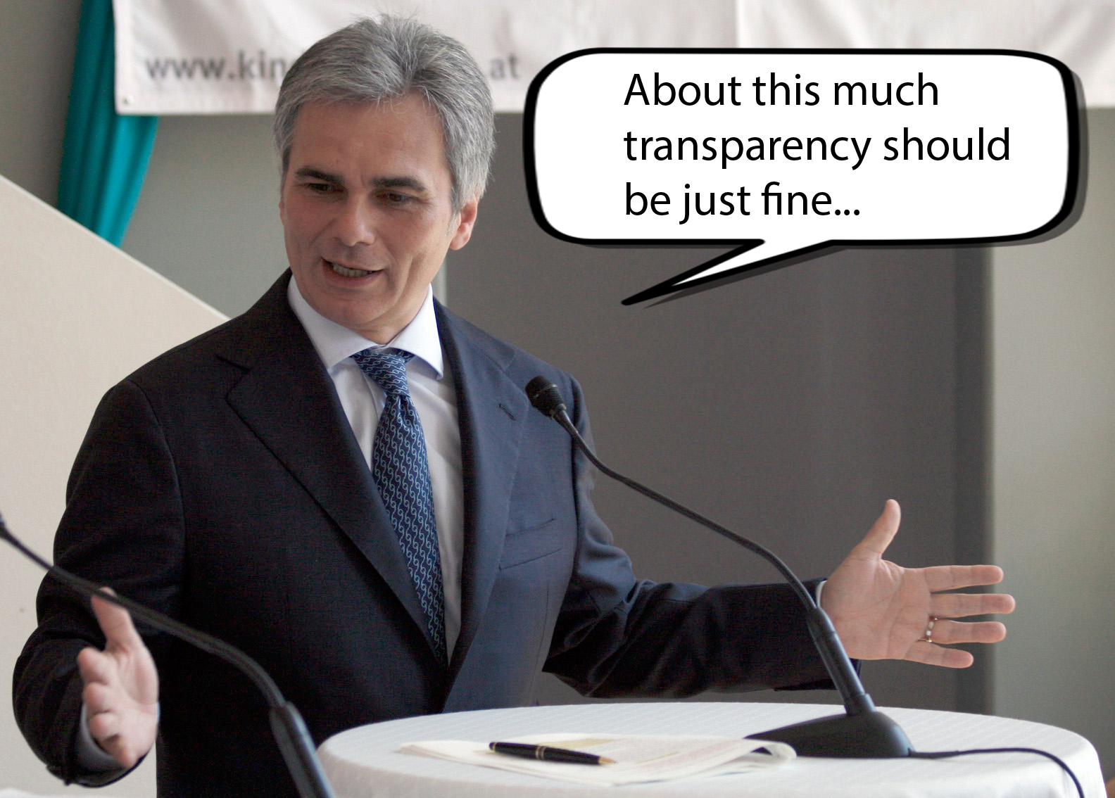 Austria: Draft FOI law falls short of international standards