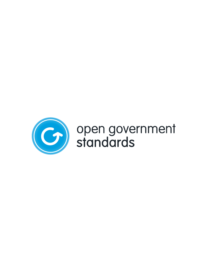 Open Government Standards